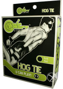 Hog Tie Men`s Black