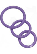 Purple Nitrile C Ring Set