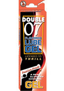 Double 07  Gel - Passion Fruit