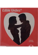 Edible Undies 2pc Cotton Candy