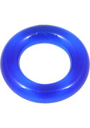Relaxed Fit Elastomer C Ring - Blue