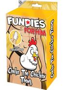 Fundies Choke The Chicken Thong-o/s