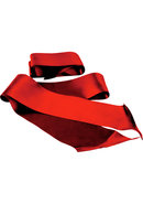 Sandm Silky Sash Restraints Red