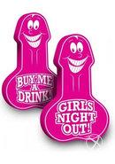 Girls Night Out Penis Foam Hand