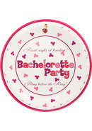 Bachelorette Party 10 Plate 10pc