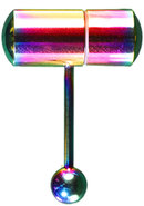 Lix Rainbow Anodized