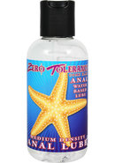 Anal Lube Water Based 4oz