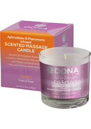 Dona Massage Candle Tropical Tease4.7oz