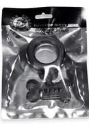 Puppy Cockring Black