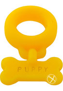 Puppy Cockring Yellow