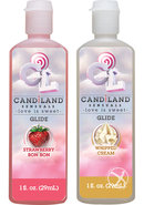 Candiland Glide 2pk Cream/straw (disc)