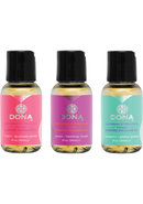 Dona Let Me Touch You Massage Gift Set
