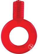 Go Vibe Ring Pop Red - Loose