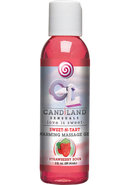 Candiland Sweetntart Warm Gel Straw-bulk