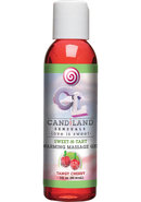 Candiland Sweetntart Warmgel Cherry-bulk