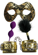 Sexperiments Masquerade Party