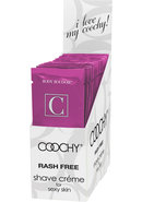 Coochy Make Me Blush Foil Pks 24/display