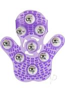 Sandt Roller Balls Massager Purple