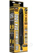 Drilldo Dildo 12 W/drilldo Bit Black