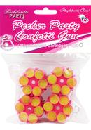 Pecker Party Confetti Gun Refills 4pk