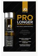 Jo Prolonger Max Spray Stim For Him 2oz