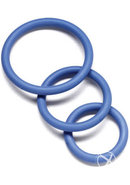 Blue Nitrile C Ring Set