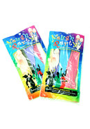 Party Balloons Penis Colored 8/pk (ind)