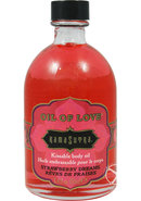 Oil Of Love Strawberry Dreams