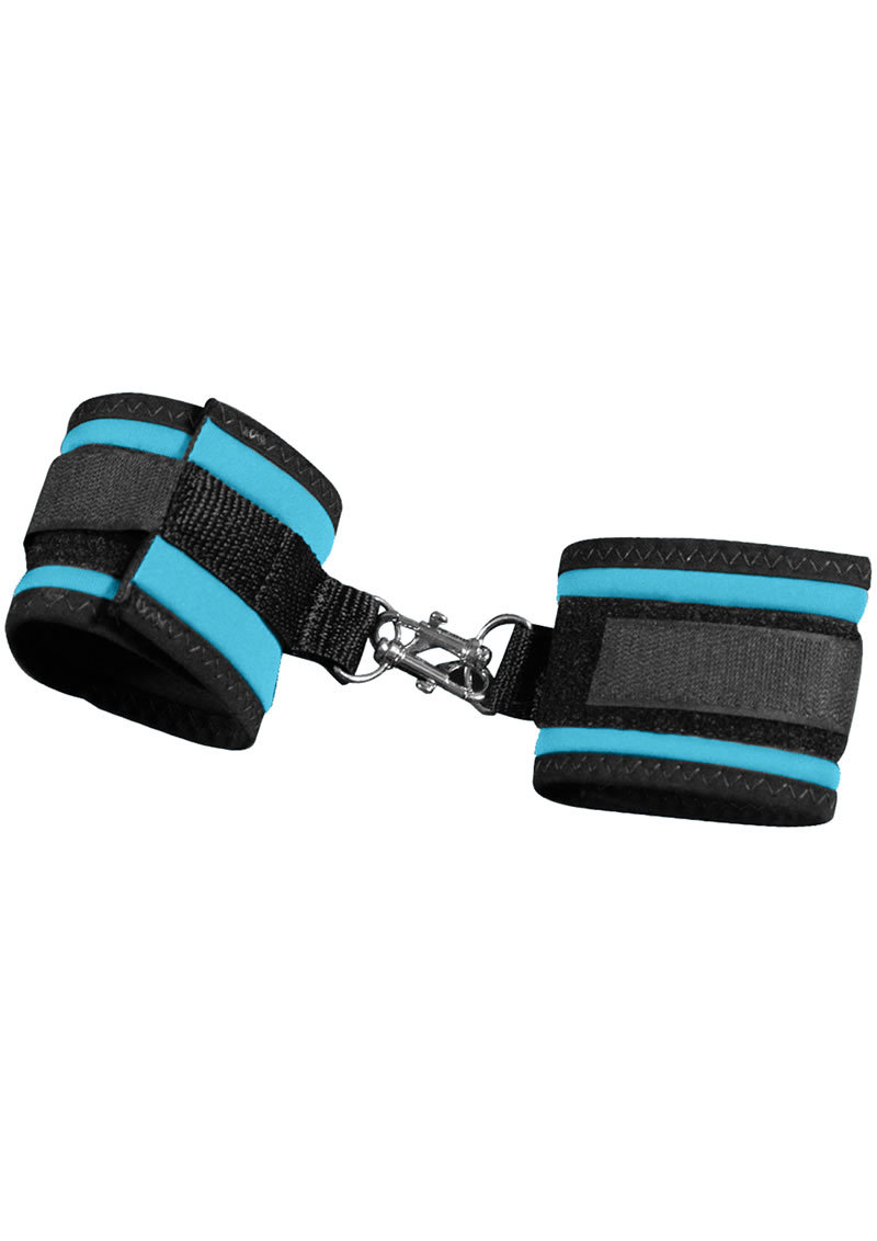 Cuff Set Passion Blue (disc)