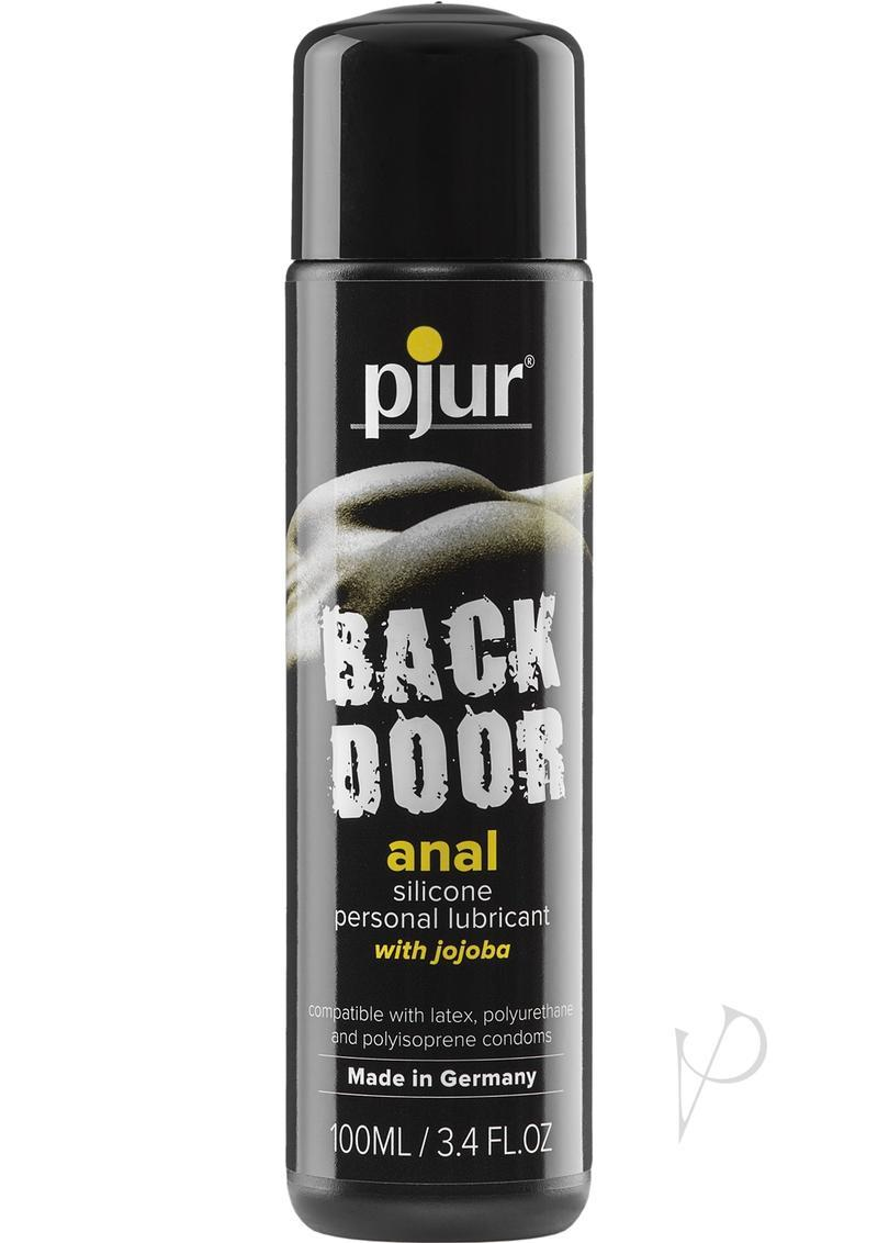 Back Door Anal Silicone Glide 100ml