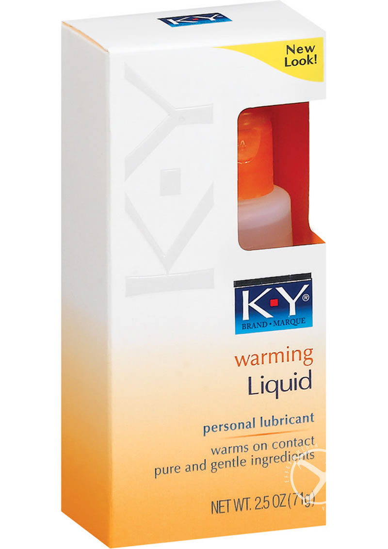 Ky Warming Liquid 2.5oz