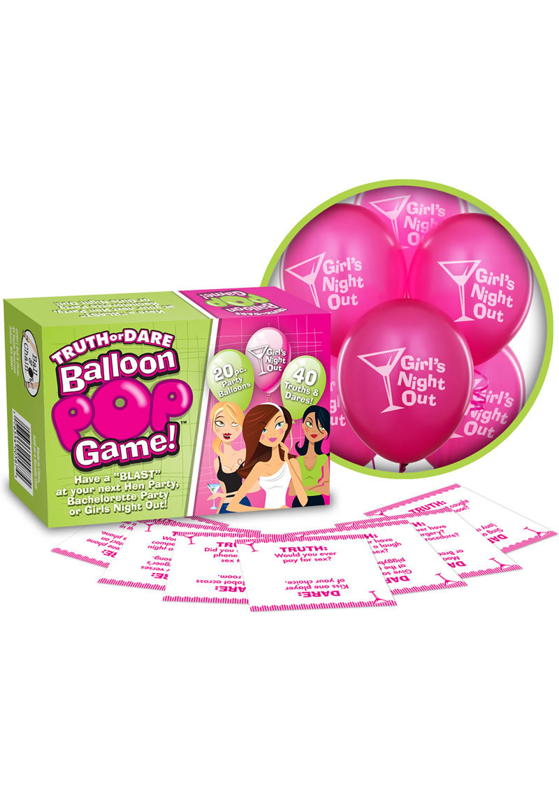 Balloon Pop Game
