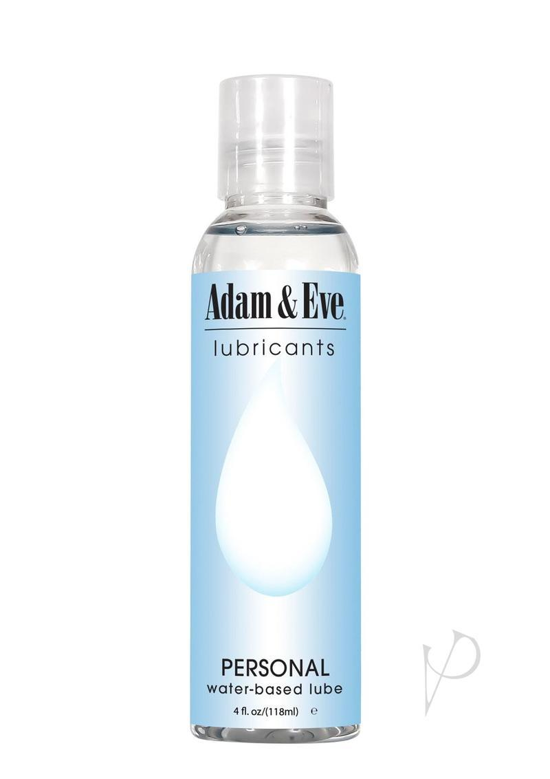 A And E Personal Water Based Lube 4 Oz