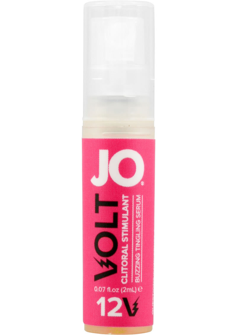 Jo Volt 12v Clitoral Serum 2ml