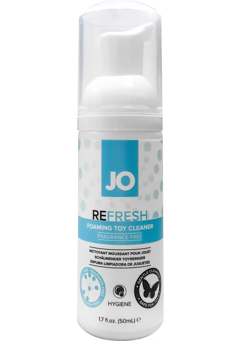 Jo Refresh Foaming Toy Cleaner 1.7oz