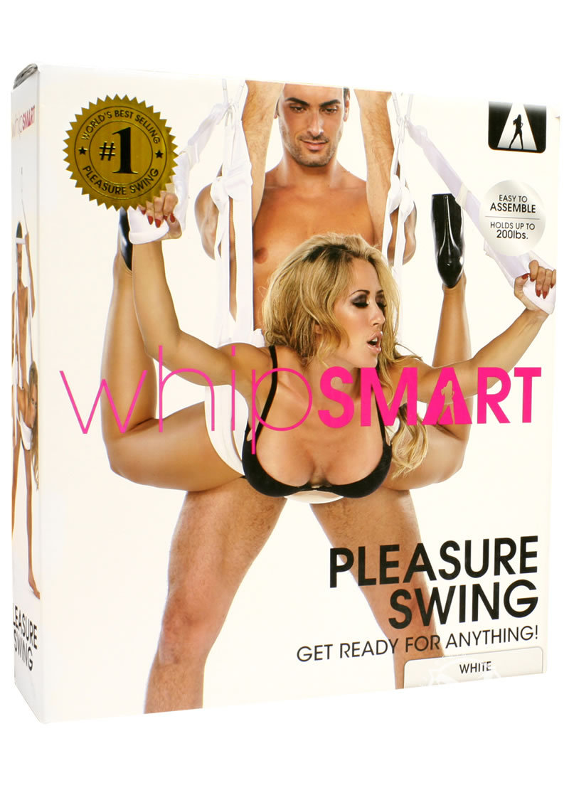 Pleasure Swing White