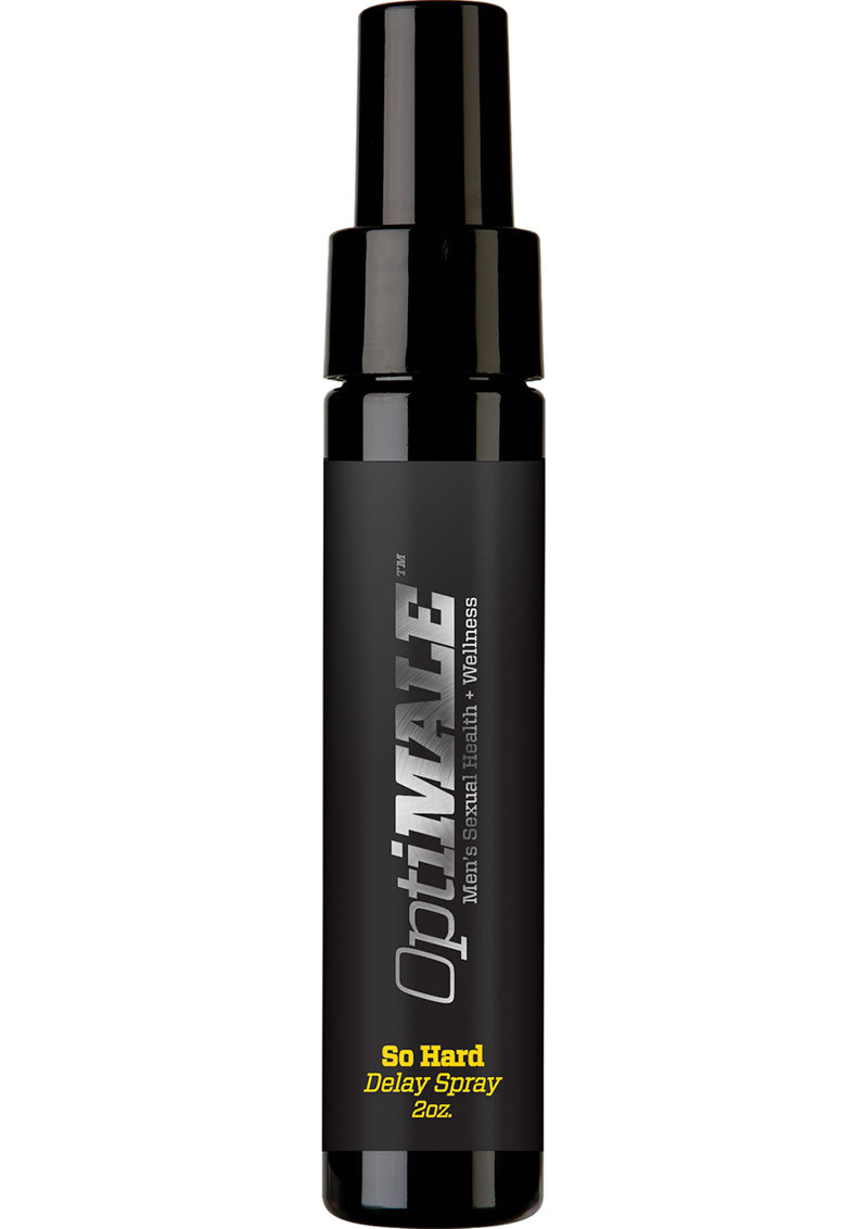 Optimale So Hard Delay Spray 2oz