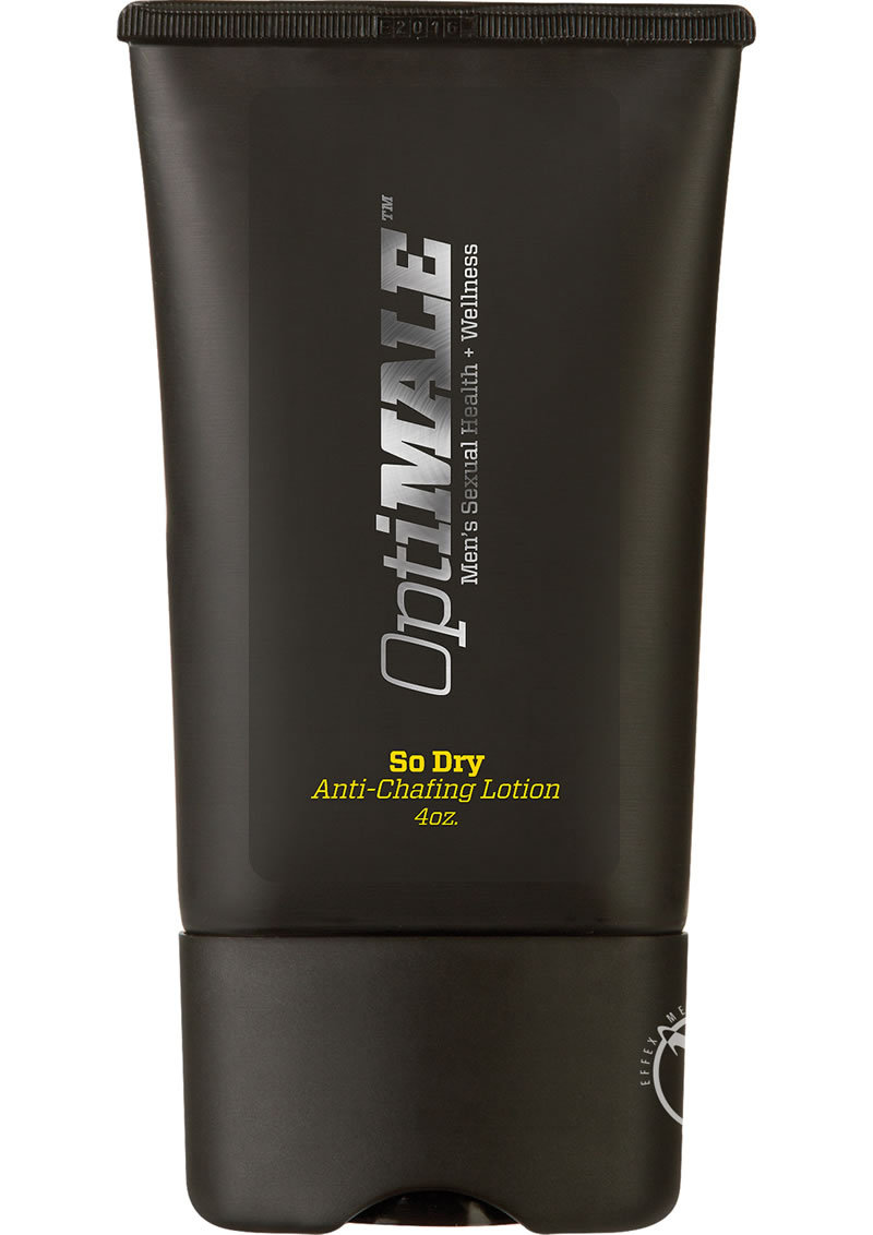 Optimale So Dry Anti-chafing Lotion 4oz