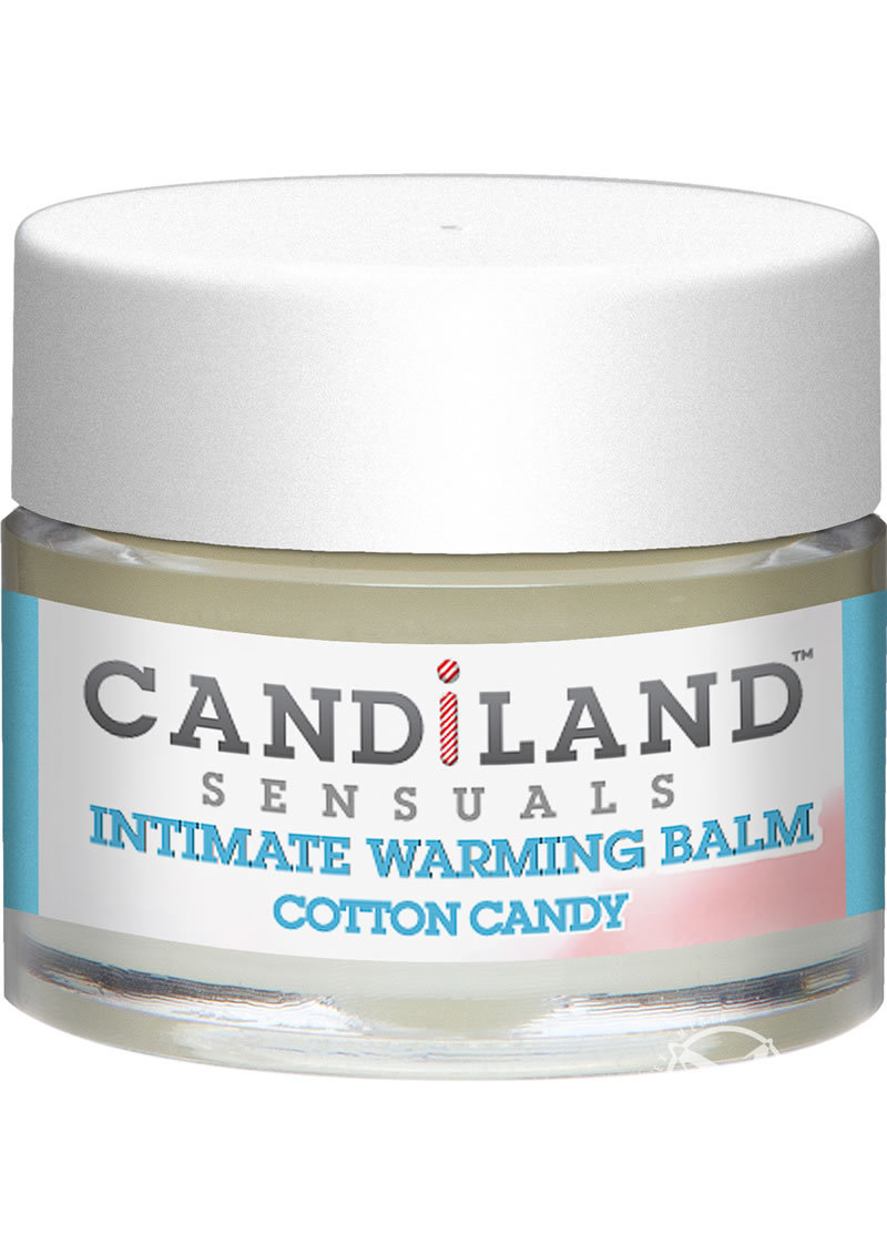 Candiland Warmin Balm Cotton Candy(disc)
