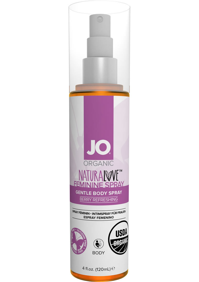 4oz Usda Organic Feminine Spray