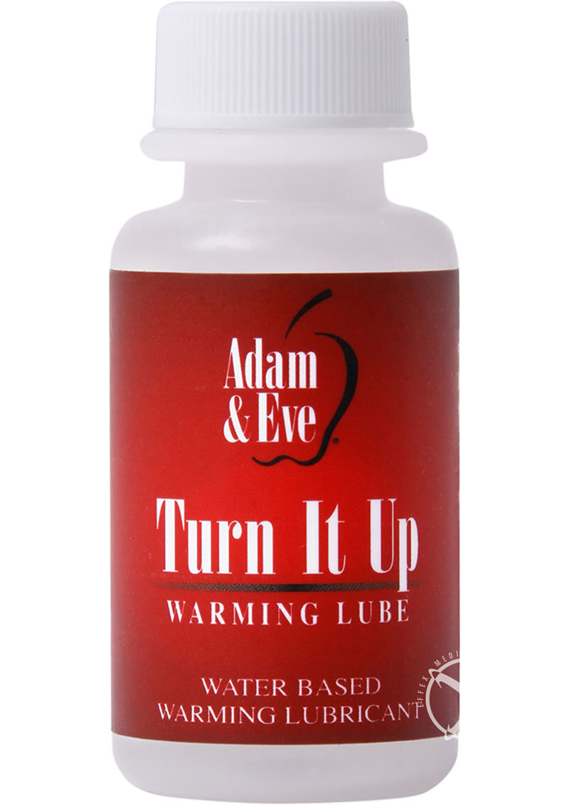 A And E Liquid Turn It Up Warming Lube 1oz