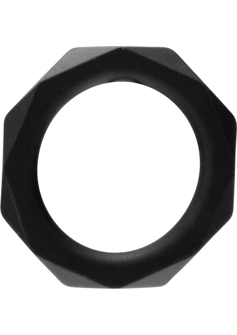 Rock Rings Cocktagon Xl Black