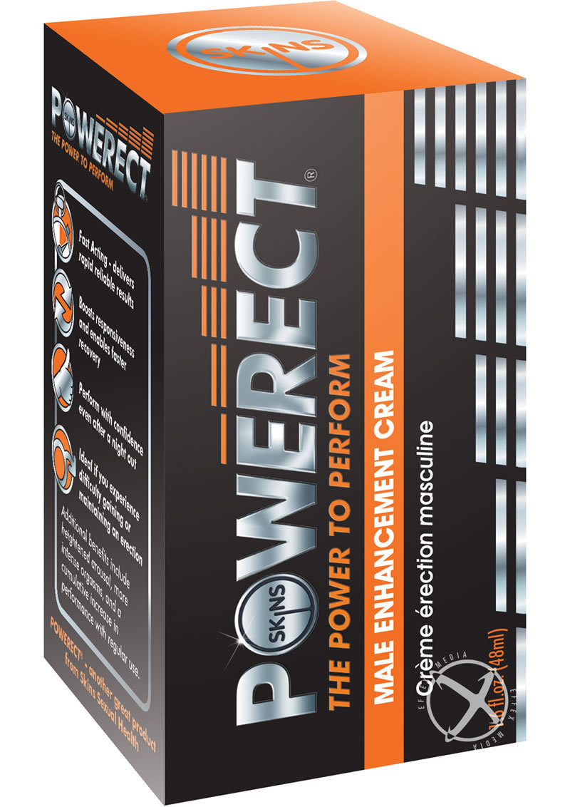 Powerect Cream 48ml Pump
