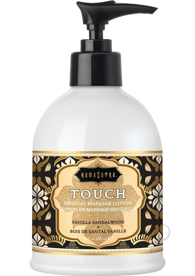Massage Lotion Vanilla Sandalwood
