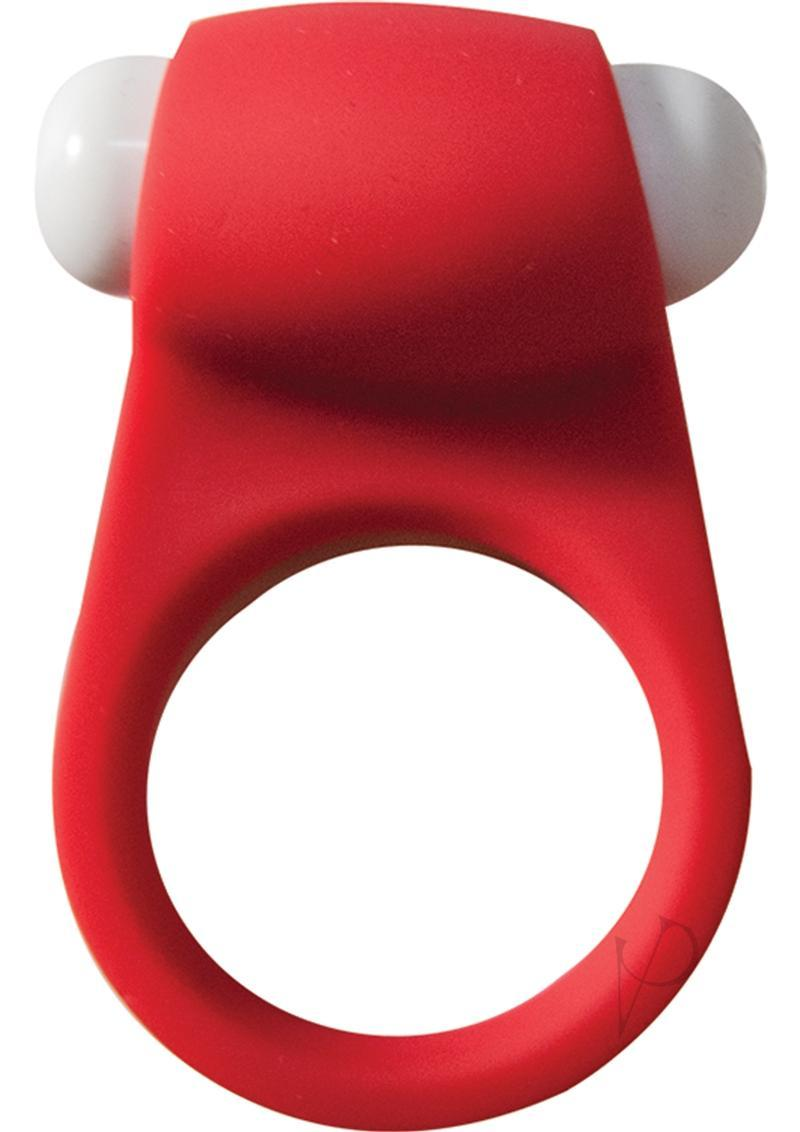 Maxx Gear Pleasure Ring Red