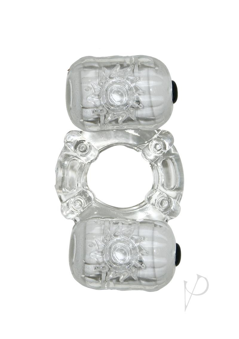 Tbom Crystal Partners Pleasure Ring Clr
