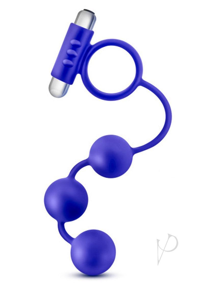 Performance Penetrator Anal Beads Indigo