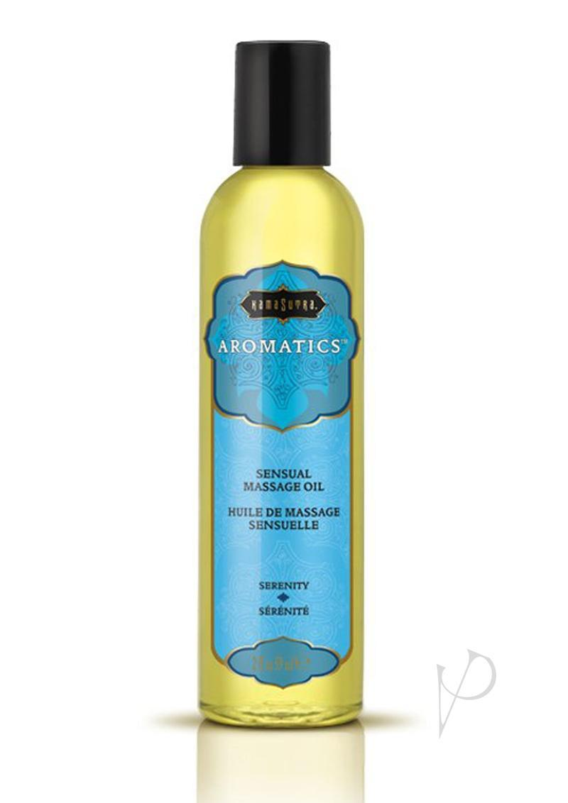 Aromatic Massage Oil Serenity 2 Oz