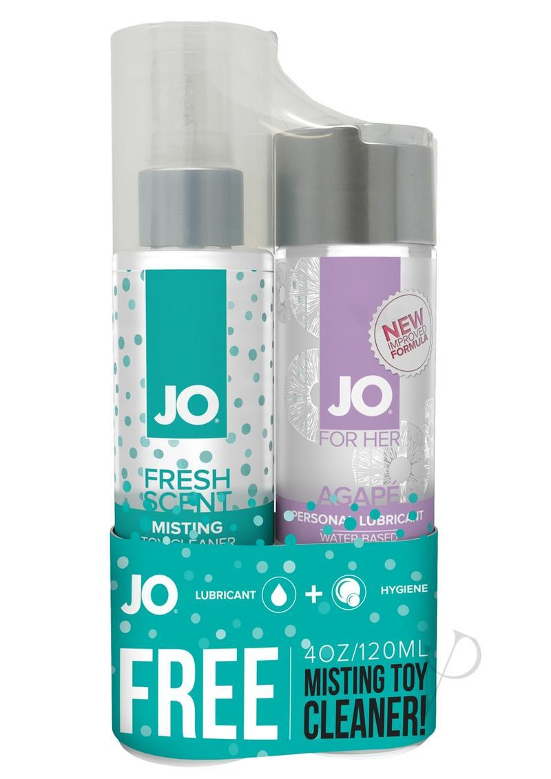 Jo Gwp Agap And Toy Cleaner Launch Pk