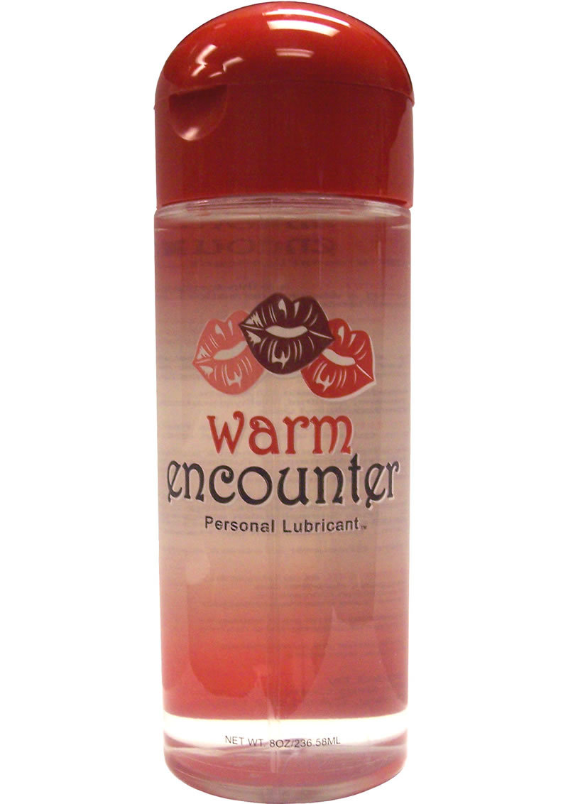 Warm Encounter 8oz Gel